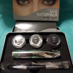 Bare Minerals Smokey Eyes Tutorial Set NEW